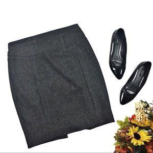☕️ 5/$25 Express Grey Pencil Skirt Size 6